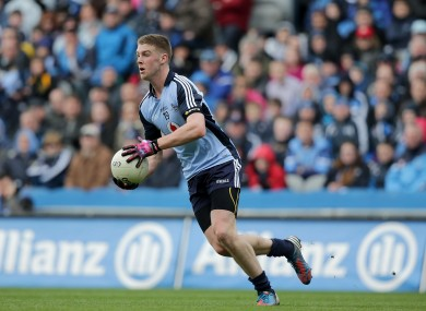 Carthy has been one of the stars of the Dublin U21 side this year.