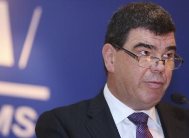 SFA chairman AJ Noonan