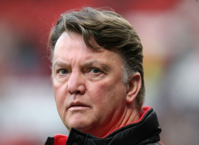 New United coach Van Gaal turned down the opportunity to become Sunderland coach in 2011.