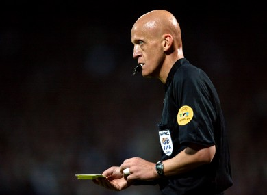 21402eb7157 UEFA set to confuse us all with new yellow card proposals · The42