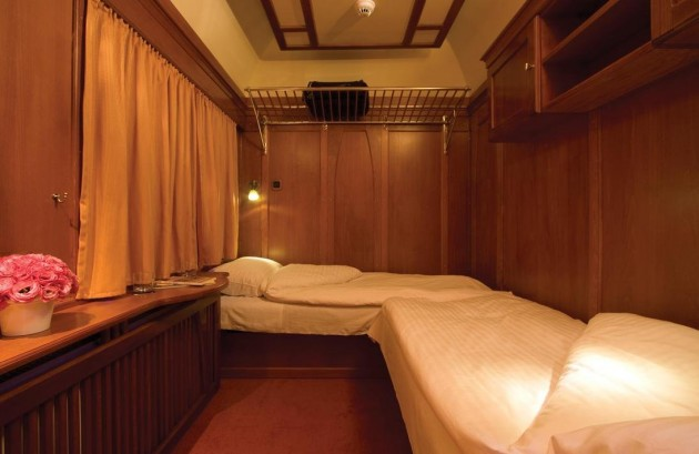16 Of The Swankiest Train Trips In The World From The