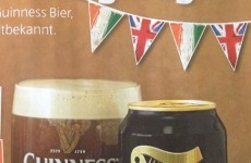 This response to Aldi Switzerland advertising Guinness with a Union Jack is perfect