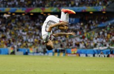 As it happened: Germany v Ghana, World Cup Group G