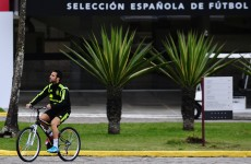 Casillas gets Spanish axe as Fabregas booted out of training session