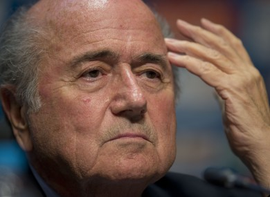 Inter-planetary competitions could be in the offing, according to Sepp.
