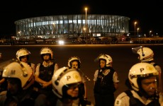 Brazilian police threaten to mar World Cup: Amnesty International
