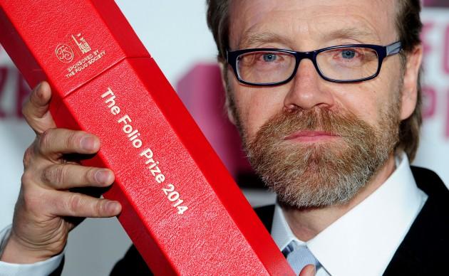 Folio Prize for fiction - London