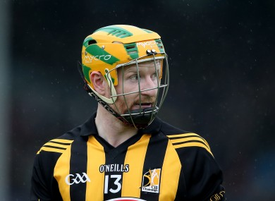 Richie Power will be a big loss for Kilkenny.