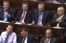 Kenny says banking inquiry will be free of government interference – TDs burst into laughter