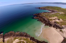 This breathtaking aerial footage will make anyone from Galway homesick
