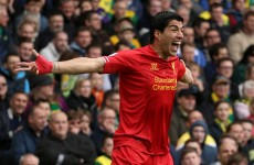 Suarez to miss 13 Liverpool games under terms of four-month ban