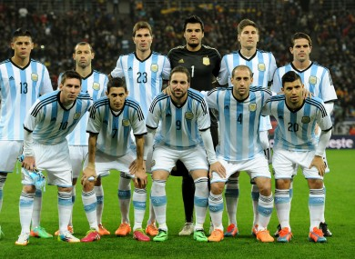 834de3345ef England and Argentina could first meet at the semi-final stage of the  upcoming FIFA