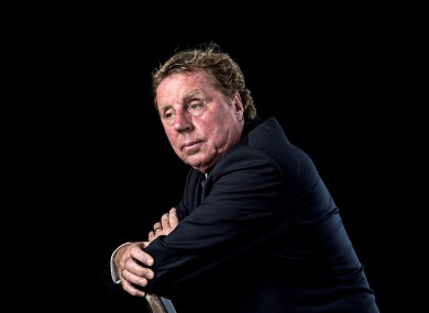 Harry Redknapp feels modern-day players lack the passion to play international football.