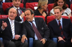 Michel Platini hits back at British media's corruption allegations