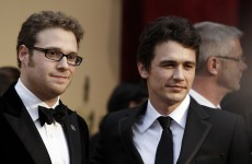 "North Korea calls James Franco and Seth Rogen's new film an ""act of war"""