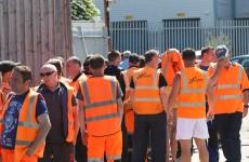 SIPTU serves strike notice on Greyhound, days after unofficial strike