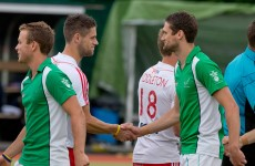How brothers ended up on opposite sides in yesterday's Ireland-England hockey mach