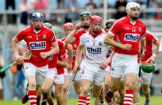 Cork name unchanged team for Munster hurling final