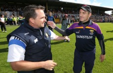 Wexford to play Clare in replay next Saturday three days after Leinster U21 hurling final