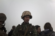 Ukraine claims rebels have been flushed from a main stronghold