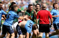 Biting allegations overshadow Dublin's Leinster final win