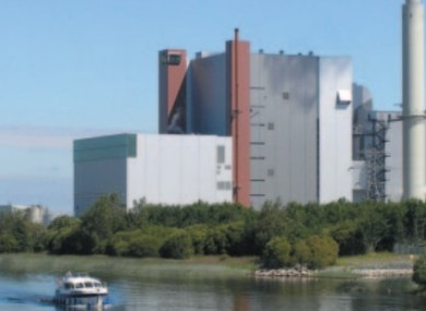 West Offaly Power Station