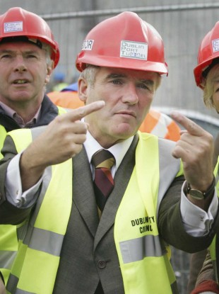 Former junior transport minister Ivor Callely was sentenced to five months in prison this week.