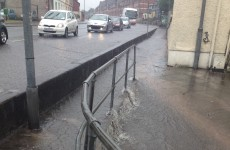 Flooding begins to subside after heavy rain burst hits Cork
