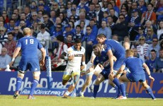 Finalists Leinster and Glasgow meet on opening weekend of new Guinness Pro12
