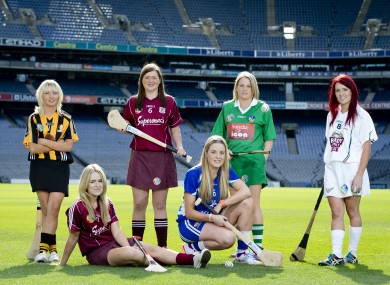 It's a busy weekend of camogie action around the country.