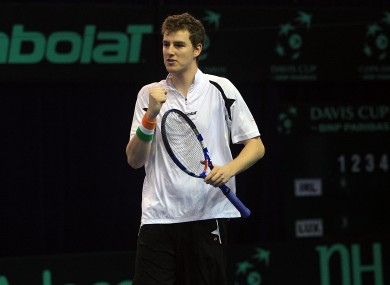 James Cluskey has won 17 professional doubles titles.