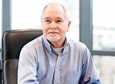 Principal investigator Professor John Boland.
