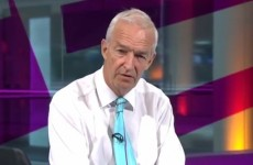 This is the Jon Snow video on Gaza that everyone's talking about