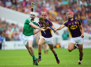 Wexford are hoping to build on recent wins over Clare and Waterford.