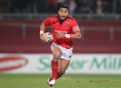 31-year-old Mafi could be a Tongan international thanks to the loophole.
