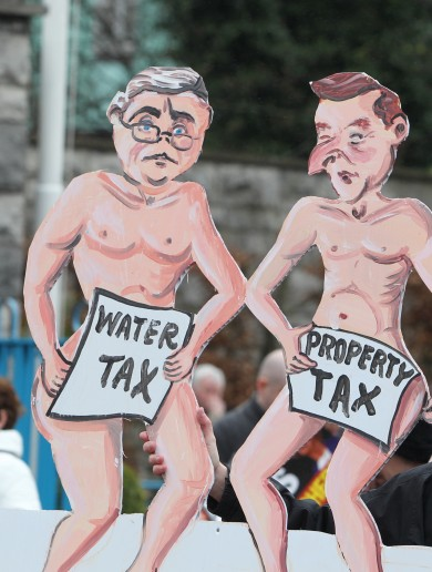 200,000 homeowners told property tax will be taken from their wages and pensions