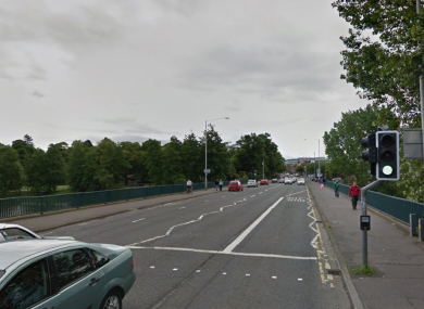 Ormeau Bridge, Belfast