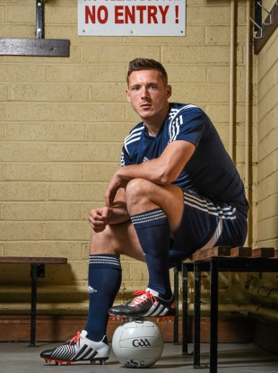 Flynn was speaking at the launch of Adidas' new Predator Incurza XTRX SGII boot.