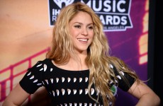 Shakira is the first person ever to reach 100 million Faceboo