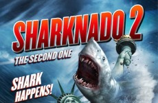 7 reasons why you should be watching Sharknado 2 right now
