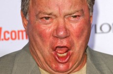 Beam me down Scotty: William Shatner disses Facebook app