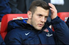 Wenger says he's 'not deeply concerned' over Wilshere smoking pictures