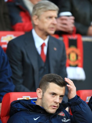 Arsene Wenger will talk to Jack Wilshere but he's not overly concerned about his smoking.
