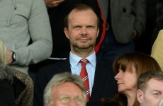 Man United 'ready to break transfer records', says Ed Woodward