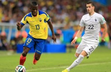 West Ham have signed Ecuador's World Cup star Enner Valencia