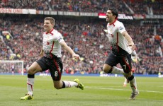 Gerrard: Suarez 'too good' for Arsenal