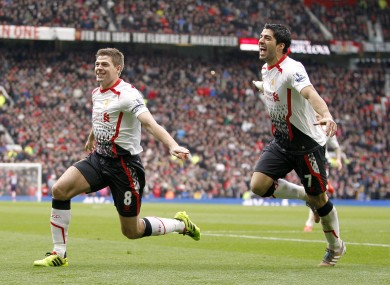 While conceding that Suarez's departure is a massive loss, Gerrard insists that there are plenty of reasons to be optimistic in the red half of Merseyside.