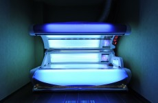 Child tanners banned from sunbeds