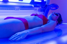 No tan for you: Children are officially banned from using sunbeds from today