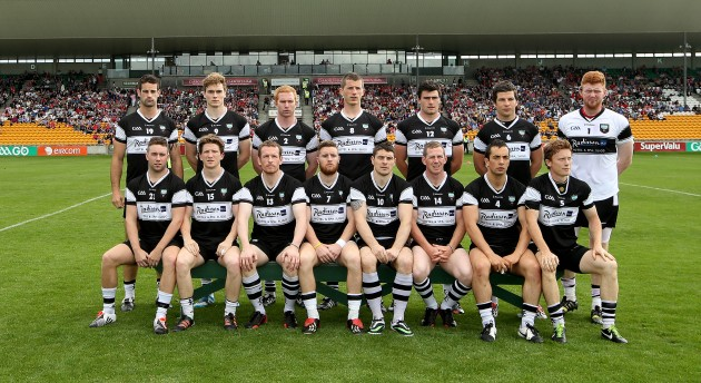 The Sligo team